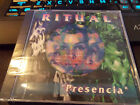 Presencia, by Ritual,CD (1995 Amazone Records) Brand New Sealed Promotional CD
