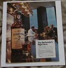 """Seagrams Seven Crown Whiskey Vintage 1968 Print Ad """"Right Arm"""""""