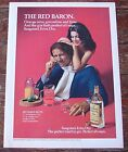 Seagram's Extra Dry Gin Vintage 1974 Print Ad