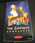 Rare!! 1 BOX AUSTRALIAN SIMPSONS DOWN UNDER TRADING CARDS Tempo '96 *210* Cards!