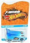 Hot Wheels Limited Edition 2014 Mexico Convention VW Volkswagen Drag Bus