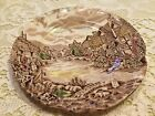 Olde English Countryside Bread & Butter Ironstone Johnson Bros England
