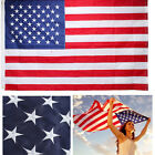 3x5 Ft American Flag Sewn Stripes Nylon USA US NEW US EMBROIDERED STARS