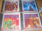 4 cd Heavy Metal Collection Venom Tygers Blitzkrieg Raven Atomkraft Artillery