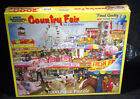 NEW - White Mountain Country Fair by Lori Schory 1000 Pc Jigsaw Puzzle