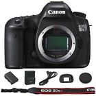 Canon EOS 5DSR 5DS R Digital SLR DSLR 013803256963 MPN0582C002 Camera Body