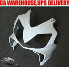 Nose Cowl Front Upper Fairing Unpainted ABS fit HONDA CBR 600 F4i 2001 2002 2003