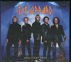 def leppard - greatest hits 2CD NEW & SEALED