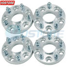 4 20mm Hubcentric Wheel Spacers Adapters 5x45 for Nissan FX45 Infiniti 300ZX