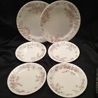 CORNING CORELLE WISTERIA Set of 4 Salad and Set of 2 Dinner Plates