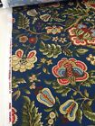 Waverly Imperial Dress Jewel printed cotton fabric by the yard pillow drapery