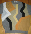 Men's med pullover crew neck sweater St. Croix Knits chest 48