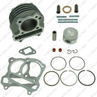 139QMB GY6 50cc to 100cc 50mm Big Bore Cylinder Rebuild Kit Chinese Scooter ATV