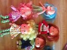 Lot of 11 Vintage Strawberry Shortcake Dolls and friends  1979