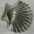 Graff Washbourne & Dunn Sterling Silver Scallop Shell Dish Bowl Candy Nuts