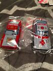 Lead Ambulance and Fire Chief Toys