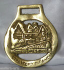 Very Collectable Old Horse Brass Shakespeare's House , Stratford On Avon U03
