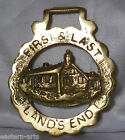 Very Collectable Old Horse FIRST & LAST LAND'S END   U07