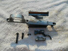 very rare WW2 german K98 8mm mauser rifle parts matching numbers well marked