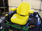 YELLOW COMFORT KING DELUXE SEAT JOHN DEERE JD Z TRAK ZERO TURN MOWERS ZTRHS