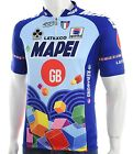 SPORTFUL Mapei Colnago GB Latexco UCI 95 Mens Cycling Bike Jersey Italy Size XL