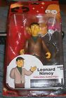 Leonard Nimoy on The Simpsons 25 of the Greatest Guest Stars series 3 by NECA