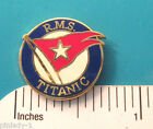 R M S TITANIC - hat pin. lapel pin , tie tac , hatpin GIFT BOXED