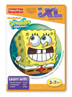 Spongebob Squarepants Fisher-Price iXL Learning System Software