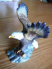 Eagle Porcelain Figurine New In Box Publishers Clearing House 4 1/2