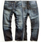 G STAR RAW NEW JEANS PANTS VINTAGE DENIM STRAIGHT LOOSE W31 W34 RRP 250