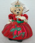 RET Radko THE GRAND VANDERBALL MUFFY VANDERBEAR Christmas Ornament 99-NAB-01