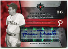 2004 Ultimate Collection Signatures ROBIN ROBERTS Auto Rare Phillies HOF SP # 25