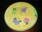 Caleca Frutta Large Serving Platter - Made in ITALY - Hand Painted
