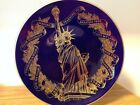 Statue of Liberty Centennial Collector's Plate Fleetwood Collection 1986 Vintage