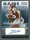 2009 Jamaal Charles Topps Unique Auto # 500 CHIEFS!!