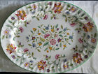 Minton Haddon Hall Bone China Multi-Color Floral on White 16