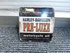 Retro Harley Davidson Pre Luxe Coasters Set Of 4 Mancave Garage Mr Pinball