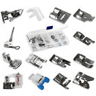 14pc Domestic Sewing Machine Metal Presser Foot for Brother Singer Janome Toyota