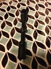 Bushnell Scopechief Matte Rifle Scope 4 12x 40mm USED