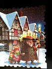 RARE THE CANDLEMAN JAMES C CHRISTENSEN CORKBOARD PUZZLE 500 PC COMPLETE