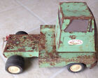 Vintage TONKA Truck Green Cab Old Collectible 4 Wheel Rust Cool Toy Space Age