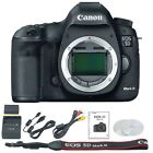 Canon EOS 5D Mark III MK 3 223 MP DSLR Camera Body Only Halloween Sale