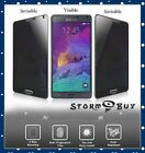Samsung Galaxy Note 5 Privacy Tempered Glass Anti Spy Screen Protector Sheild