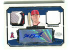 2013 TOPPS MUSEUM COLLECTION MARK TRUMBO AUTO JERSEY PATCH SIGNATURE SWATCHES