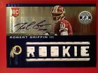 Robert Griffin III 2012 Totally Certified Rookie Jersey Autograph Blue 99 Rare