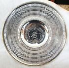Antique Meriden Britannia Co. Sterling Silver Pierced Cake Serving Plate Tray