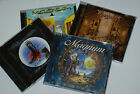 MOON Rec.  MAGNUM The Visitation * Wings * Into the Valley * Princess * UKRAINE