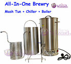 Homebrew Single Vessel Stainless Steel Semi-Automatic All Grain Brewery