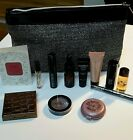 Makeup lot 12 piece high end brands Sephora smashbox Stila with glam Lancome bag