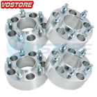 4 2 5 Lug Hubcentric Wheel Spacers Adapters 5x475 for Chevy GMC Cadillac